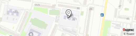 Детский сад №67 на карте Благовещенска