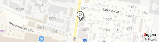 АртСтоун на карте Благовещенска