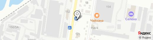 ШтормАвто на карте Благовещенска