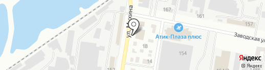 Люмен+ на карте Благовещенска