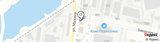 СветМаркет на карте Благовещенска