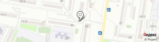 Пиар на карте Благовещенска