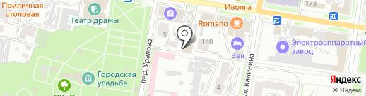 Центр по сохранению историко-культурного наследия Амурской области на карте Благовещенска
