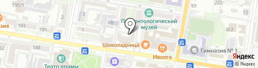 Благовещенская коллегия адвокатов на карте Благовещенска