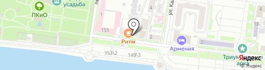 Family cafe на карте Благовещенска