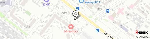Tourerv.ru на карте Благовещенска