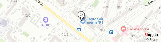 Магазин домашней одежды на карте Благовещенска