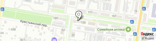 КомплектСервис на карте Благовещенска