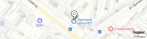 Магазин хлебобулочных и кондитерских изделий на карте Благовещенска