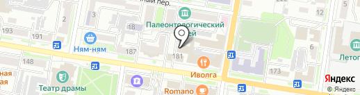 KORIZZA на карте Благовещенска