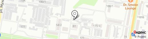 Dempinox на карте Благовещенска