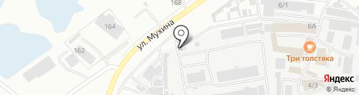Центр фейерверков на карте Благовещенска