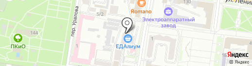 HeatLife на карте Благовещенска