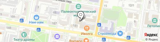 QuestQuest на карте Благовещенска