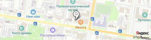 Сверхвидео на карте Благовещенска