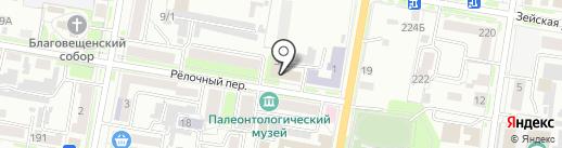 МАКС-ПРОФИ на карте Благовещенска