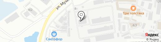ХиМ на карте Благовещенска