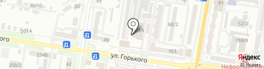 РУБИКОН-ДВ на карте Благовещенска