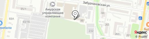 black.white на карте Благовещенска