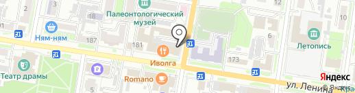 Квадратный метр на карте Благовещенска