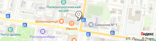 I WANT на карте Благовещенска