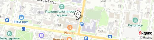 Contarini на карте Благовещенска