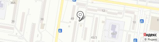 Манго на карте Благовещенска