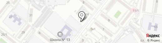 Слим Клуб на карте Благовещенска