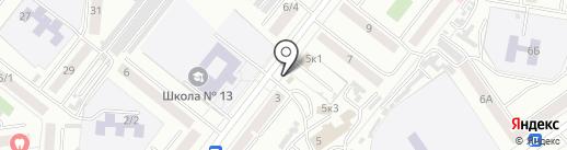 СанТехПлюс на карте Благовещенска