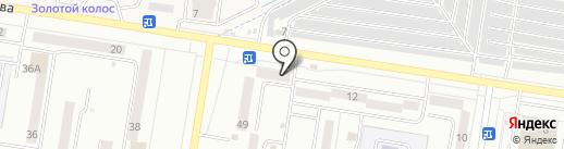 Евросервис Д/У №12 на карте Благовещенска