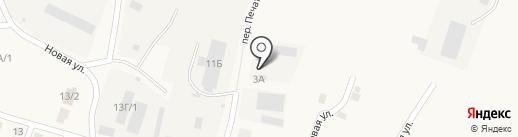 СОКОЛ-ДВ на карте Чигирей