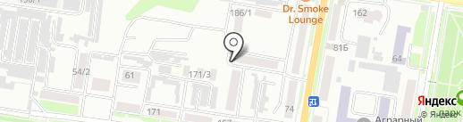 Мальта на карте Благовещенска