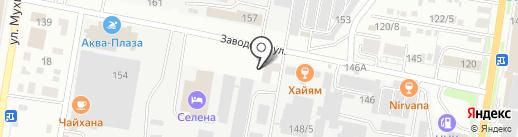 АвтоПлюс на карте Благовещенска