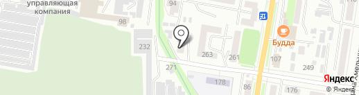 Магазин искусственных цветов №1 на карте Благовещенска