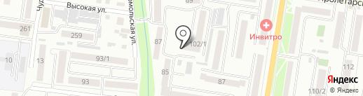 Престижный Дом на карте Благовещенска