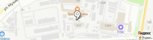 Ravenol на карте Благовещенска