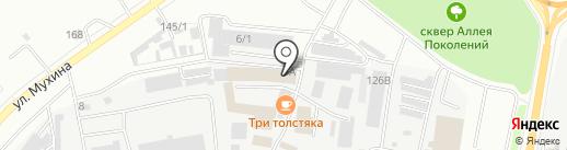 ALPENHOME на карте Благовещенска