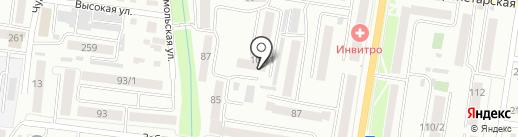 Bon-Bon на карте Благовещенска