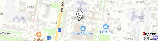 Gugas.ru на карте Благовещенска