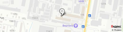 Sport club 636 на карте Благовещенска