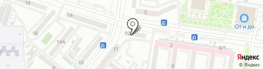 Адвокатский кабинет Иванова В.А. на карте Благовещенска