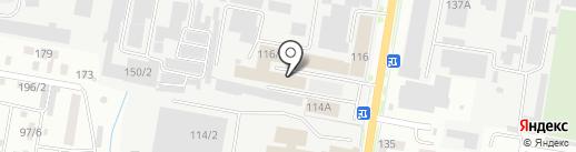 ТЕПЛОДАР на карте Благовещенска