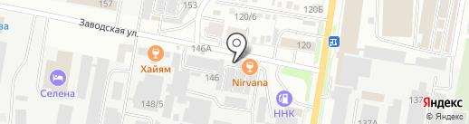 BLESK*AUTO на карте Благовещенска
