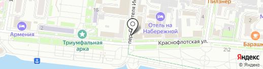 Общественная приемная Благовещенского местного отделения партии Единая Россия на карте Благовещенска