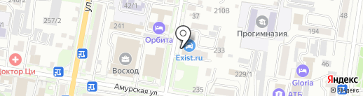 Букет Style на карте Благовещенска