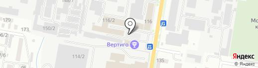CMYK на карте Благовещенска