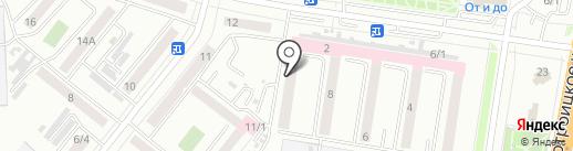 Старт на карте Благовещенска