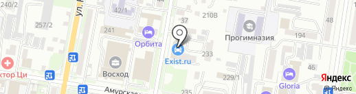 Mojo Nail на карте Благовещенска