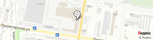 Банкомат, АКБ Связь-Банк на карте Благовещенска