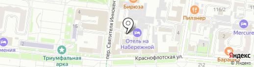 Банкомат, Дальневосточный банк Сбербанка России на карте Благовещенска